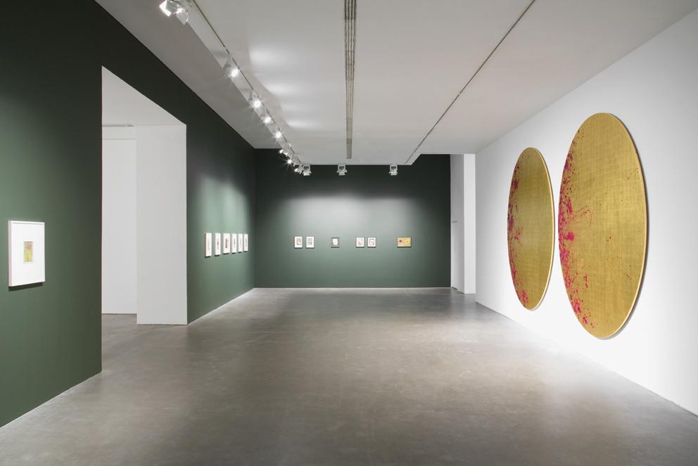 Imran Qureshi, Ikon Gallery