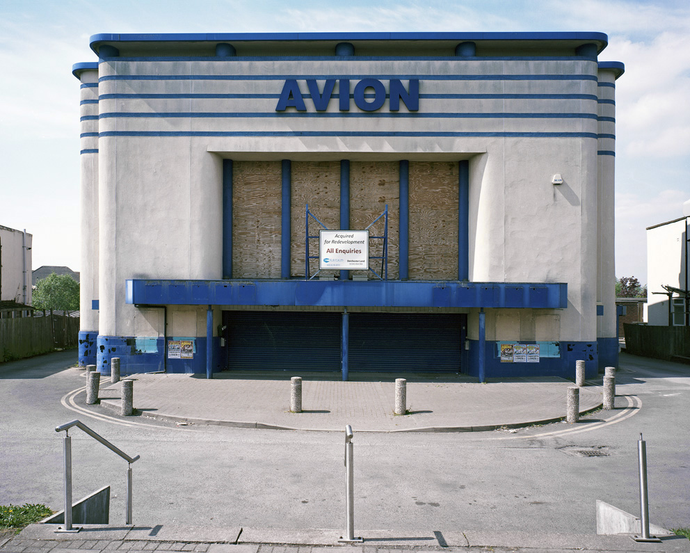 Avion Super Cinema, Aldridge